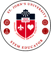 StJOHN'S STEM EDUCATOR LOGO
